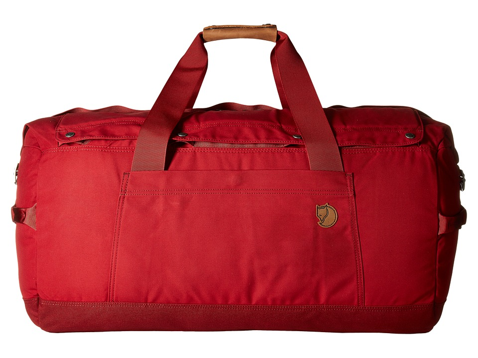 Fj llr ven - Duffel No.6 Medium (Redwood) Duffel Bags