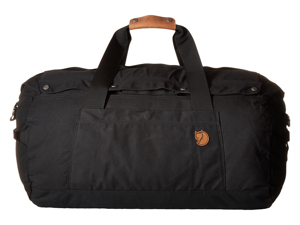 Fj llr ven - Duffel No.6 Medium (Black) Duffel Bags