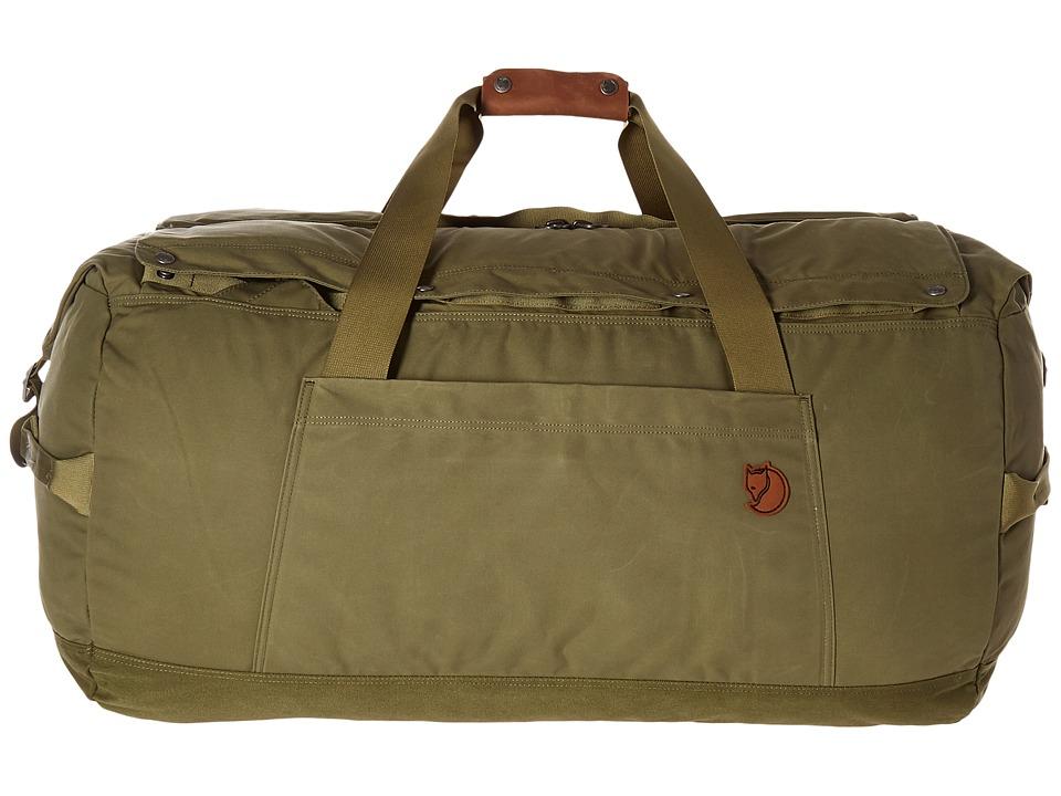 Fj llr ven - Duffel No.6 Large (Green) Duffel Bags