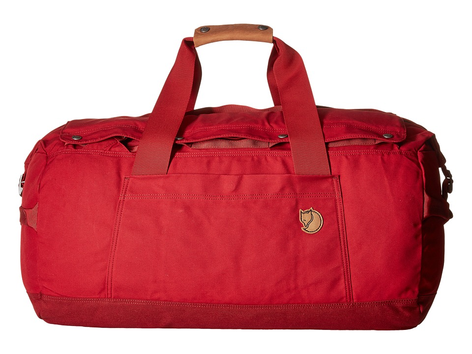 Fj llr ven - Duffel No.6 Small (Redwood) Duffel Bags