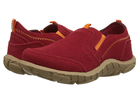 Umi Kids - Peyton (Toddler/Little Kid) (Red/Red Multi) Boys Shoes