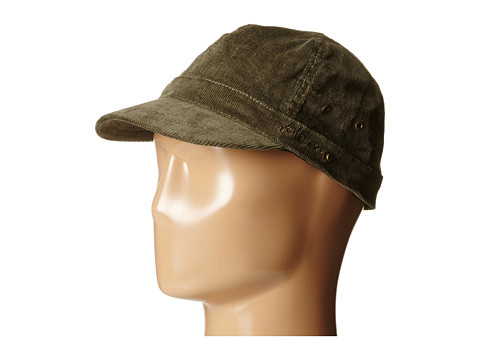 Volcom - Cruz Hat (Lentil Green) Caps
