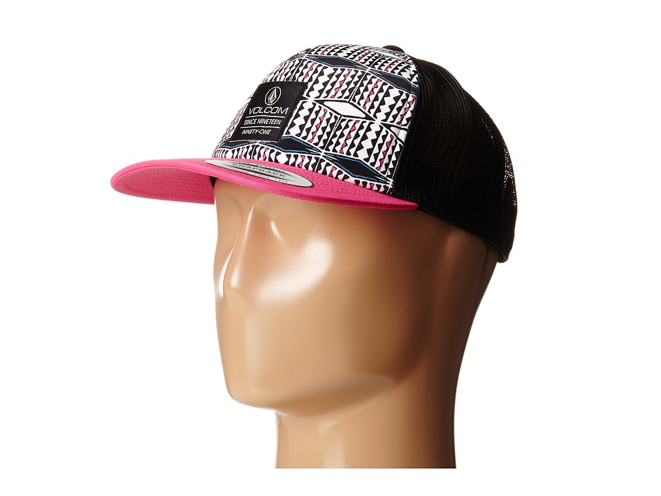 Volcom - Nacho Trucker Hat (Fiesta Pink) Caps