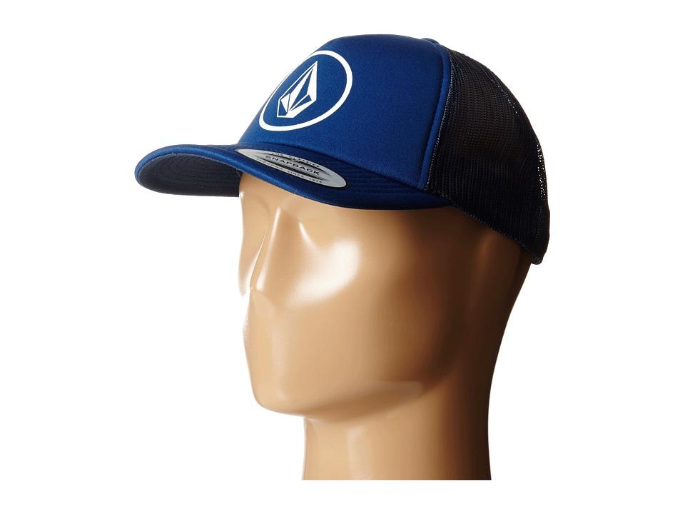 Volcom - Nacho Trucker Hat (Navy) Caps