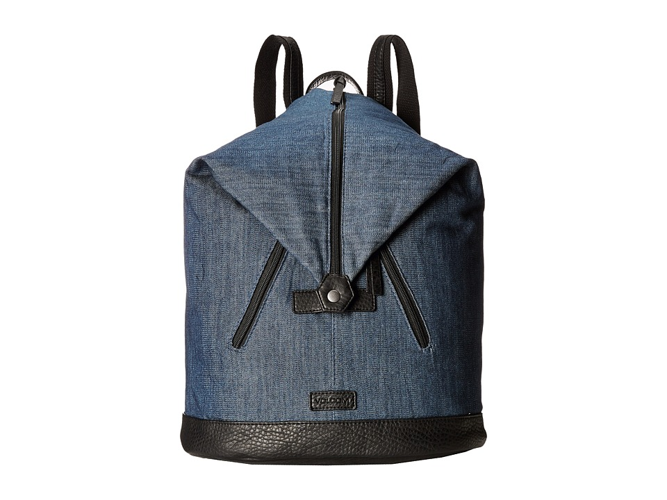 Volcom - Cruz Backpack (Denim) Backpack Bags