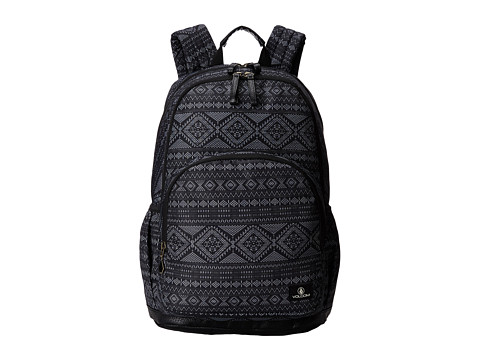 Volcom - Fieldtrip Poly Backpack (Black) Backpack Bags