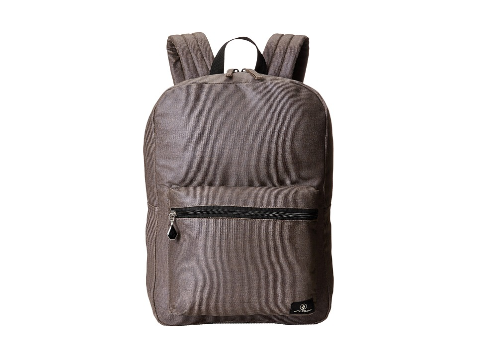 Volcom - Tardy Canvas Backpack (Vintage Navy) Backpack Bags