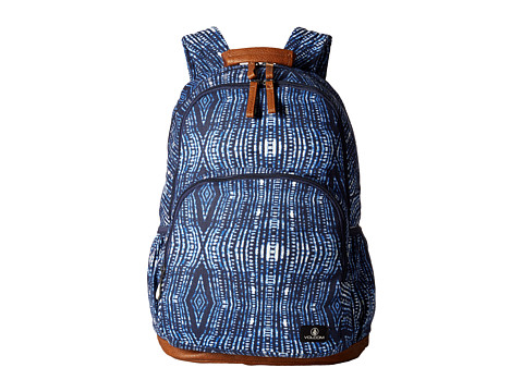 Volcom - Fieldtrip Canvas Backpack (Midnight Blue) Backpack Bags