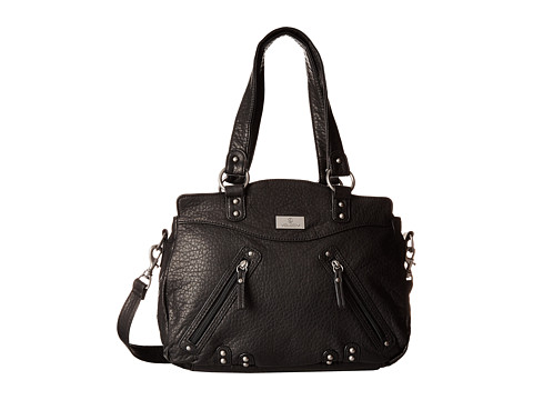 Volcom - Indulge Shoulder Bag (Black) Shoulder Handbags