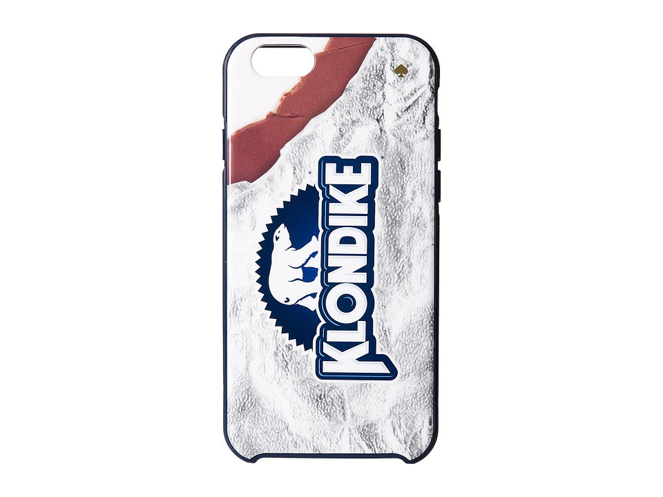 Kate Spade New York - Klondike Resin Phone Case for iPhone 6 (Multi) Cell Phone Case