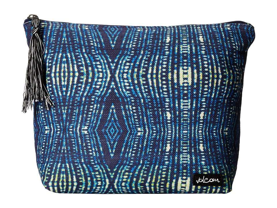 Volcom - Dulce Pouch (Midnight Blue) Travel Pouch