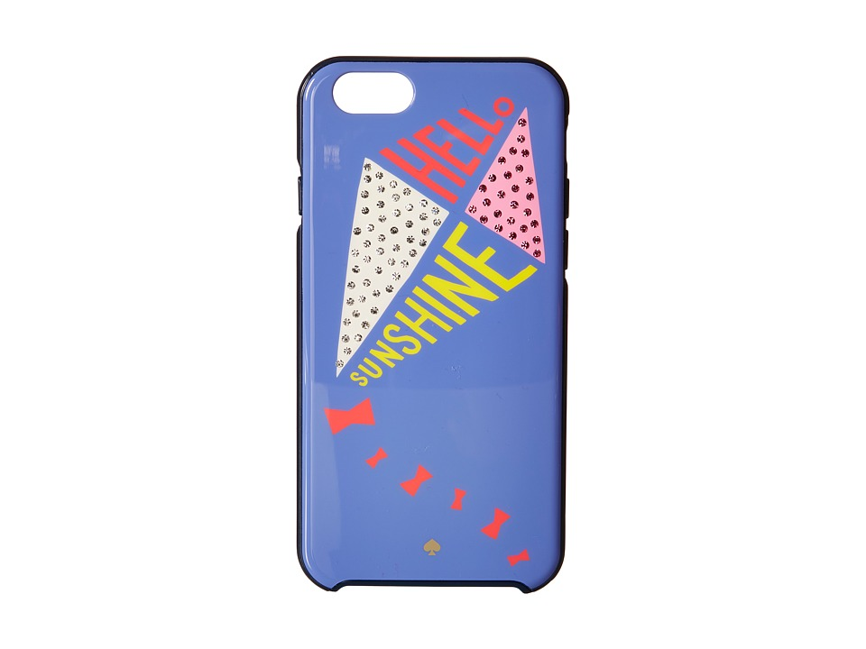 Kate Spade New York - Hello Sunshine Kite Resin Phone Case for iPhone 6 (Multi) Cell Phone Case