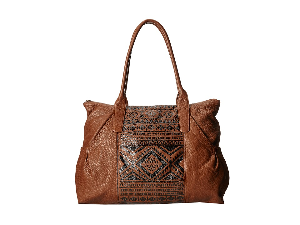 Volcom - Vaquera Bag (Brown) Bags