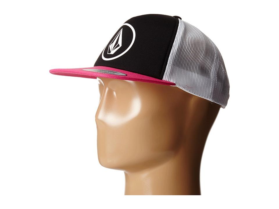 Volcom - Keep Truckin Hat (Fiesta Pink) Caps