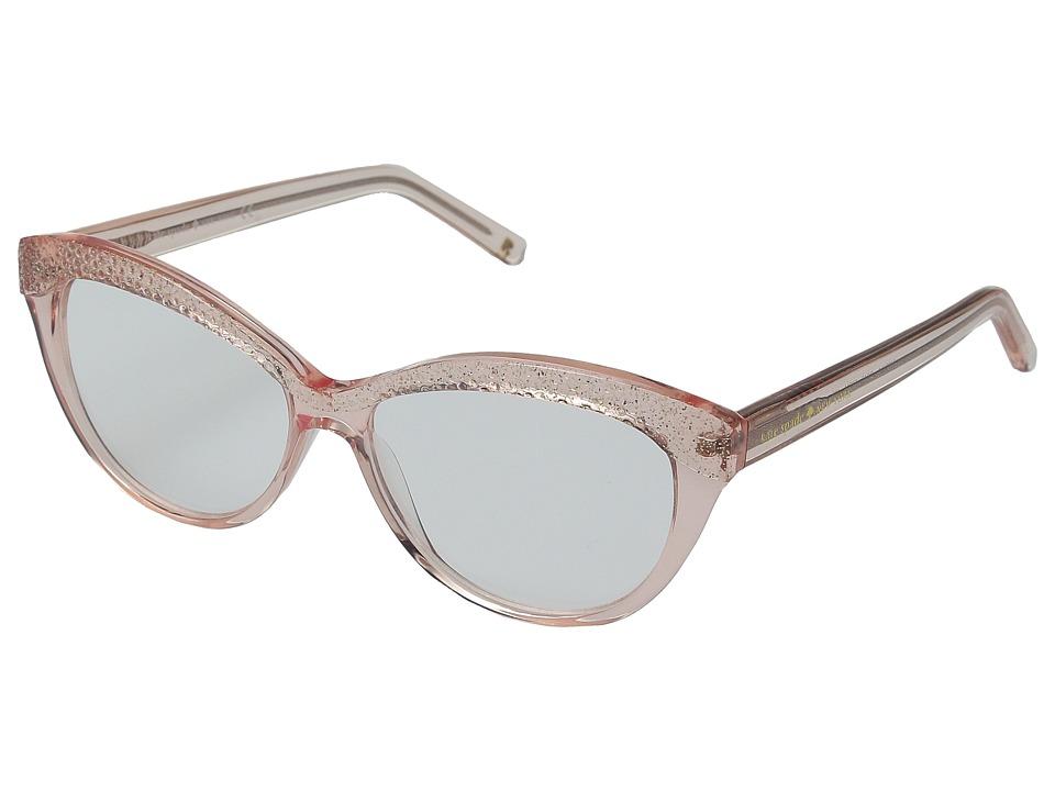 2db15b1b3c9 UPC 716737744260 product image for Kate Spade New York - Zabrina (Transparent  Pink Glitter) ...