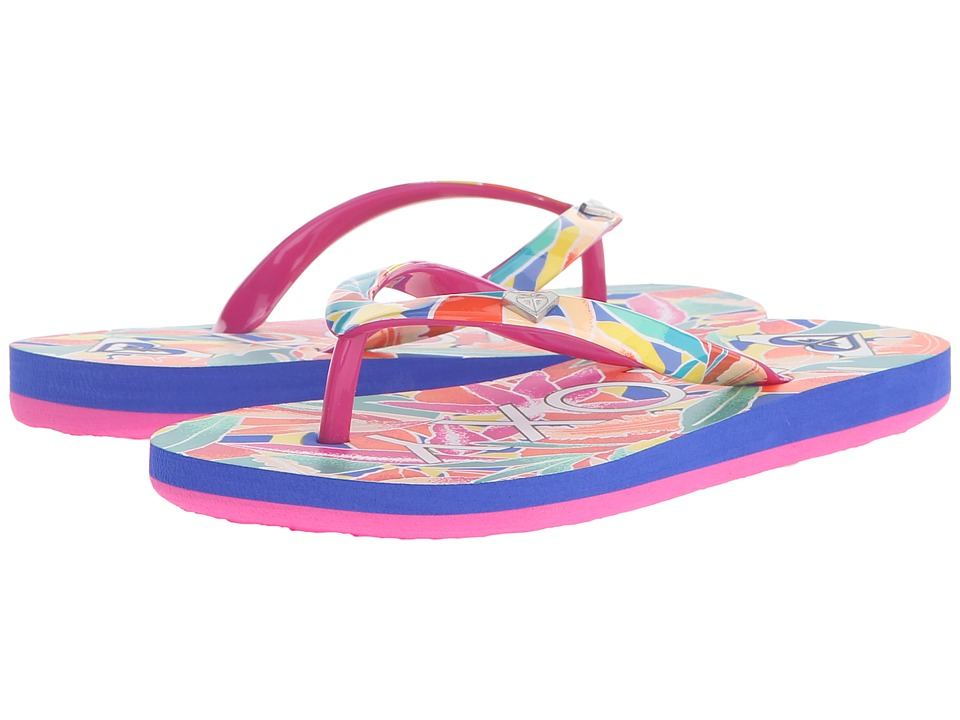 Roxy Kids - Pebbles V (Little Kid/Big Kid) (Raspberry) Girls Shoes