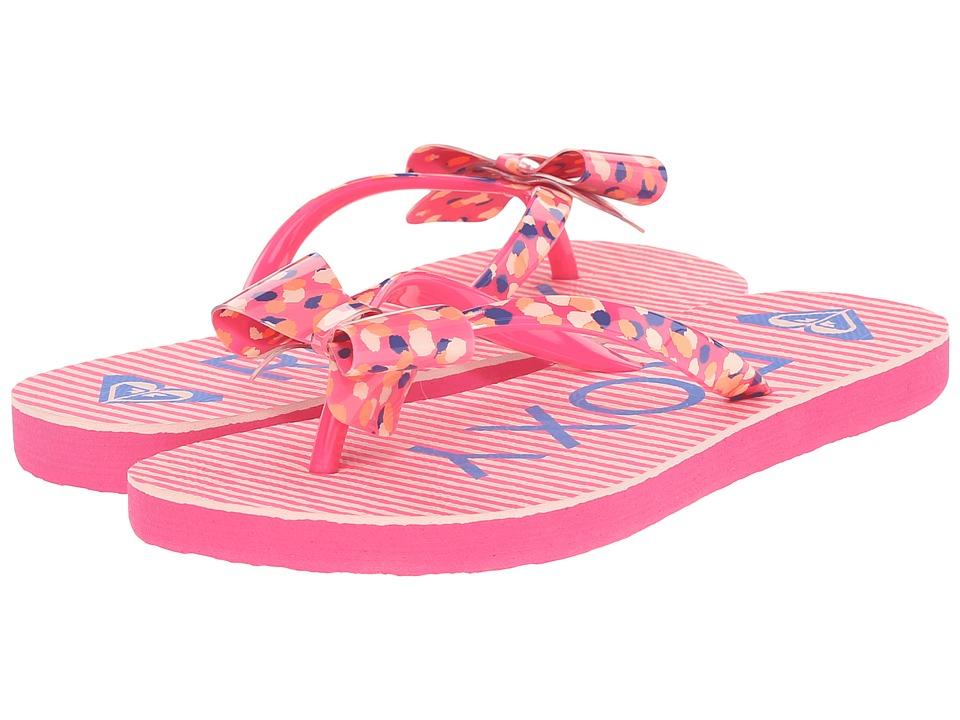 Roxy Kids Lulu II (Little Kid/Big Kid) (Pink Carnation) Girls Shoes