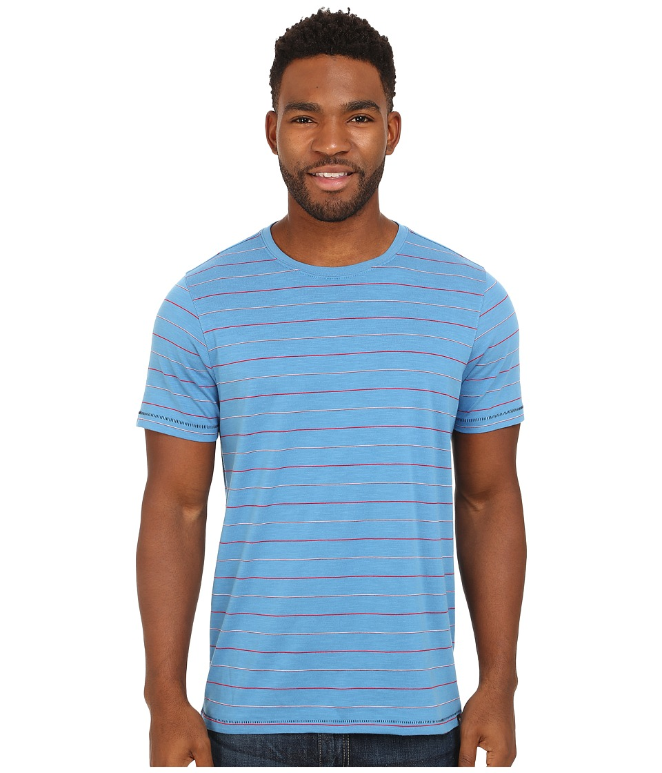 Hurley - Dri-FIT Brooks Crew T-Shirt (Horizon) Men's T Shirt