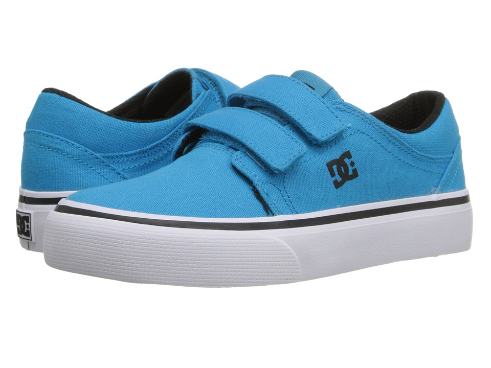 DC Kids - Trase V (Little Kid) (Bright Blue) Boys Shoes