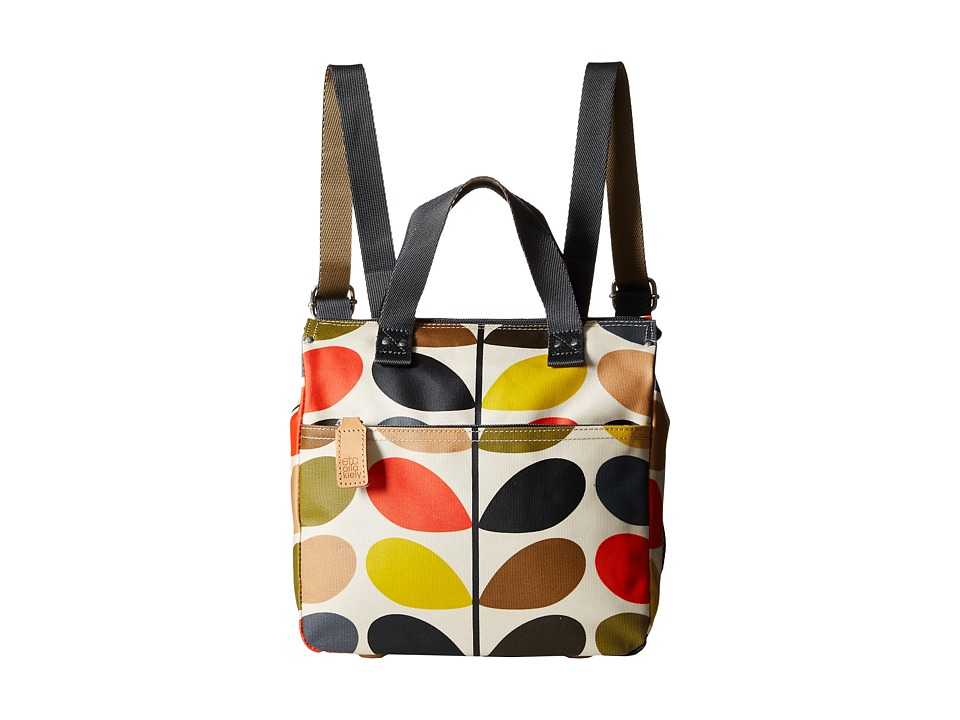 Orla Kiely - Small Backpack (Multi) Backpack Bags