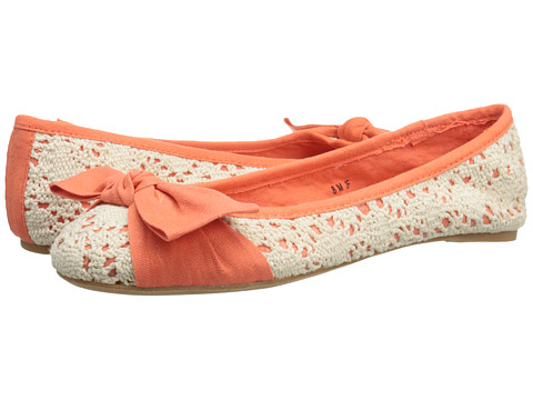 DOLCE by Mojo Moxy - Buttercup (Orange) Women's Flat Shoes