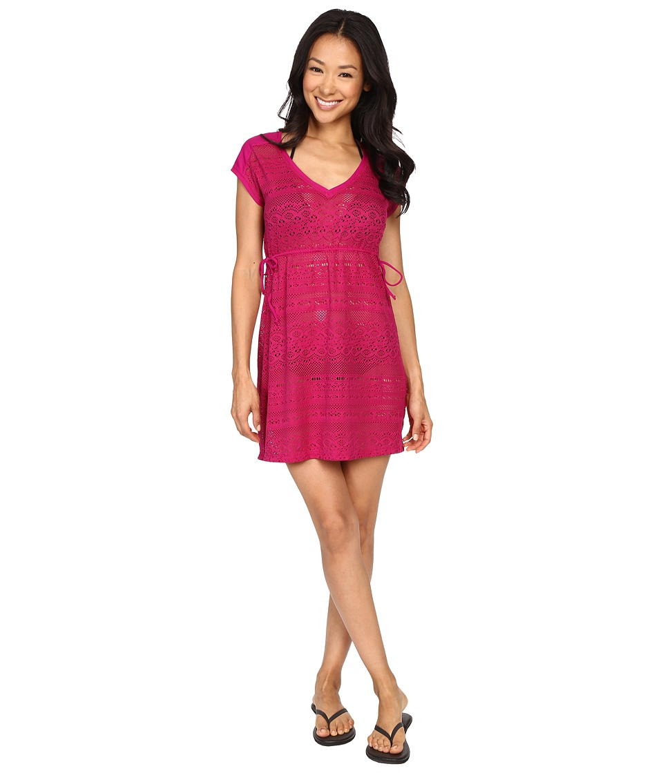 Prana - Elliot Dress (Rich Fuchsia) Women's Dress