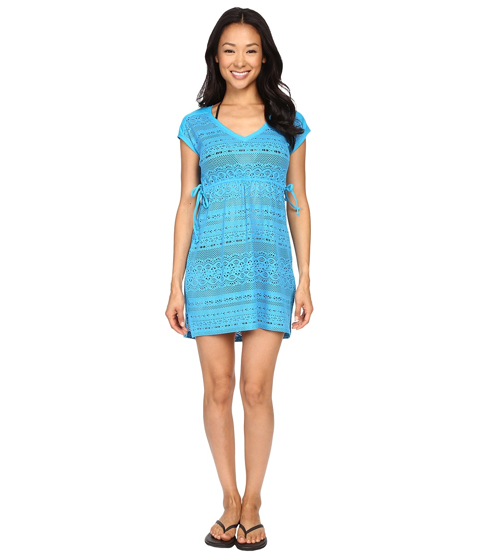 Prana - Elliot Dress (Vivid Blue) Women's Dress
