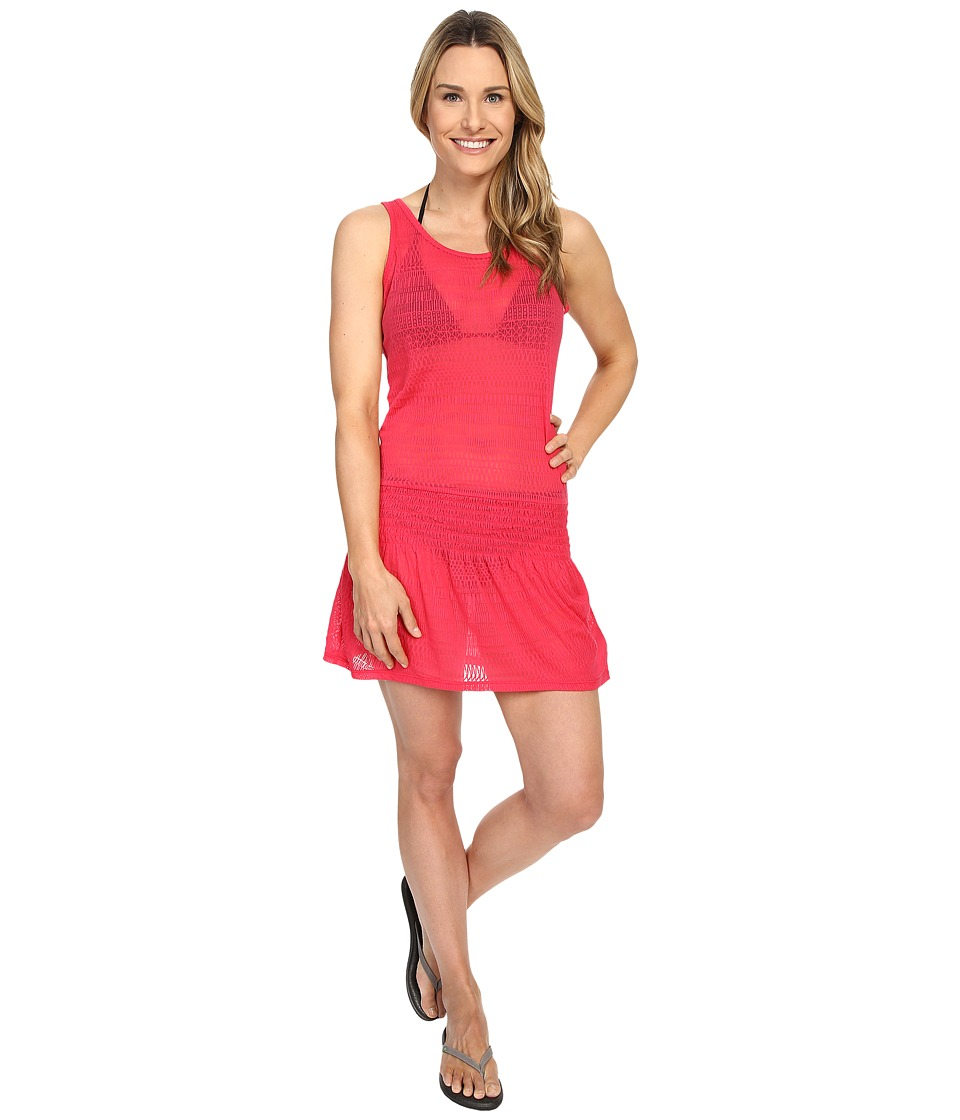 Prana - Zadie Dress (Azalea) Women's Swimwear