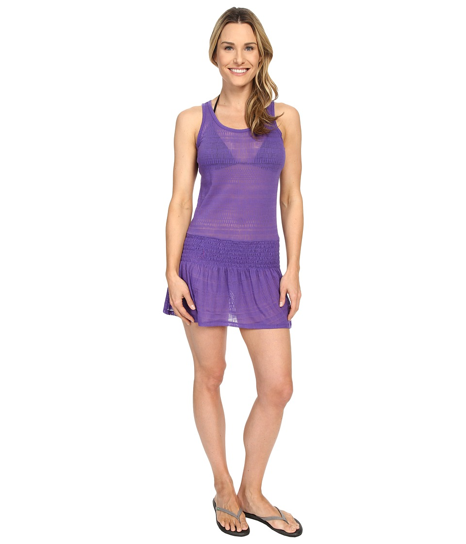 Prana - Zadie Dress (Ultra Violet) Women's Swimwear