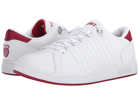 K-Swiss - Lozan III (White/Berry) Women