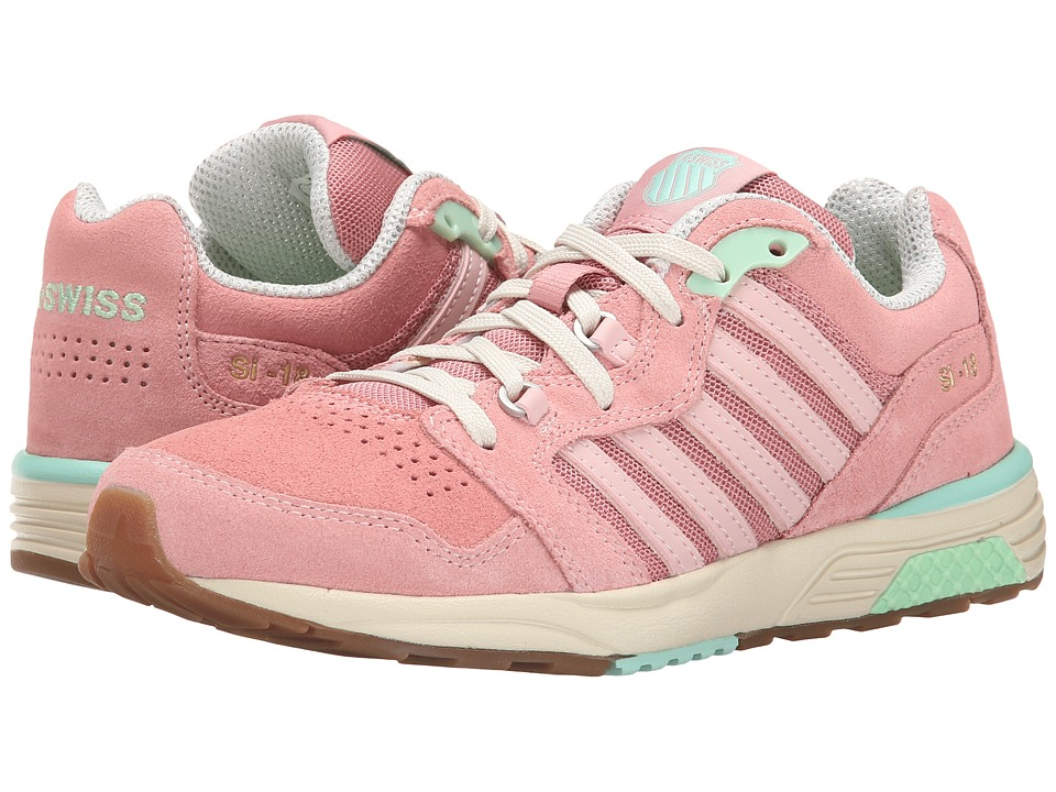 K-Swiss - SI-18 Rannell 2 (Mellow Rose/Rose Tan/Yucca) Women