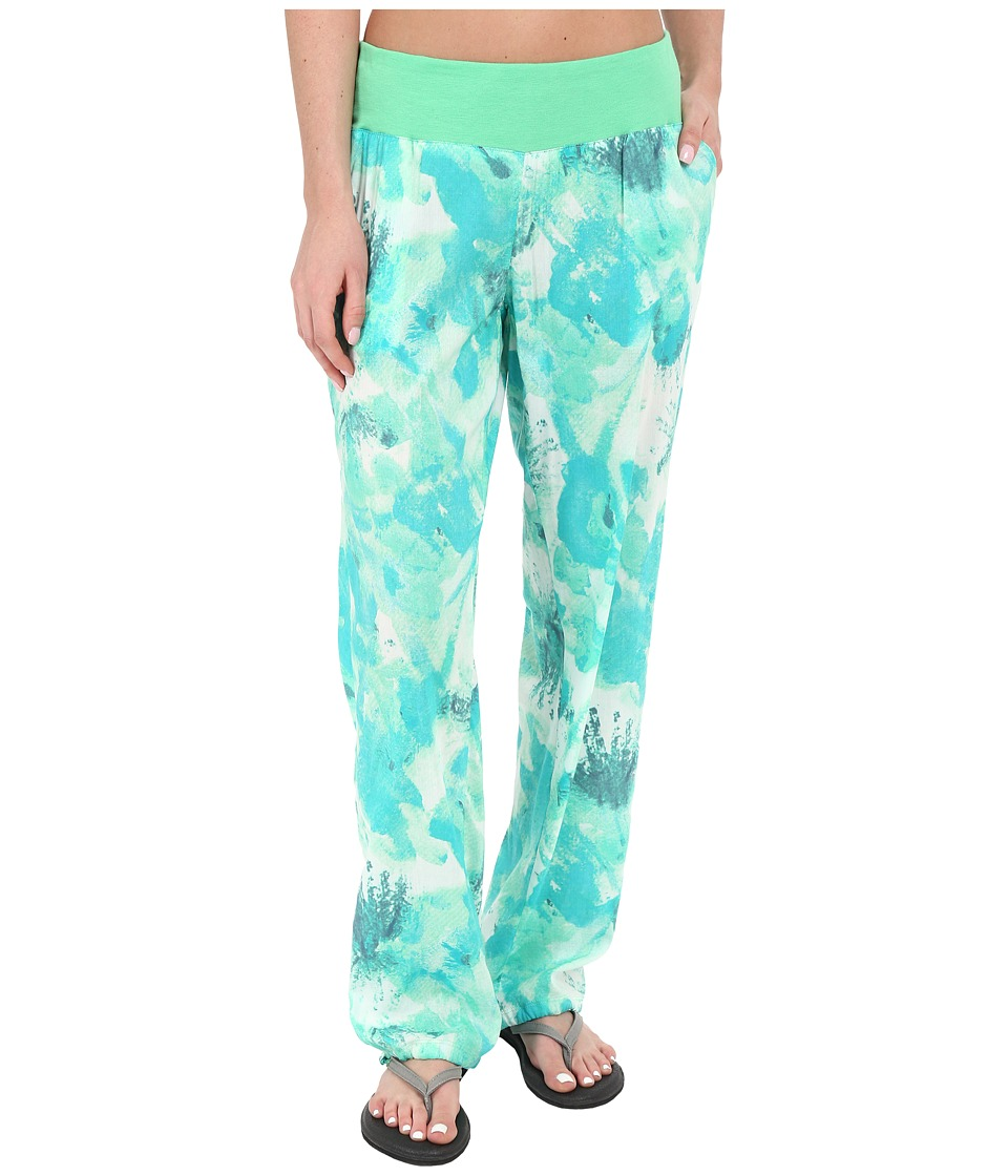 Prana - Sansa Pants (Jade Cream) Women's Casual Pants