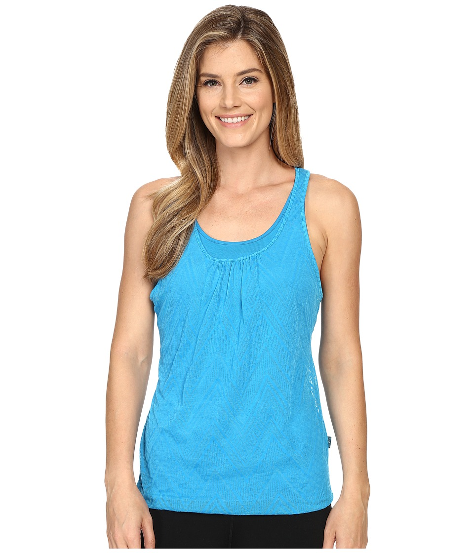 Prana - Mika Top (Electro Blue) Women's Sleeveless