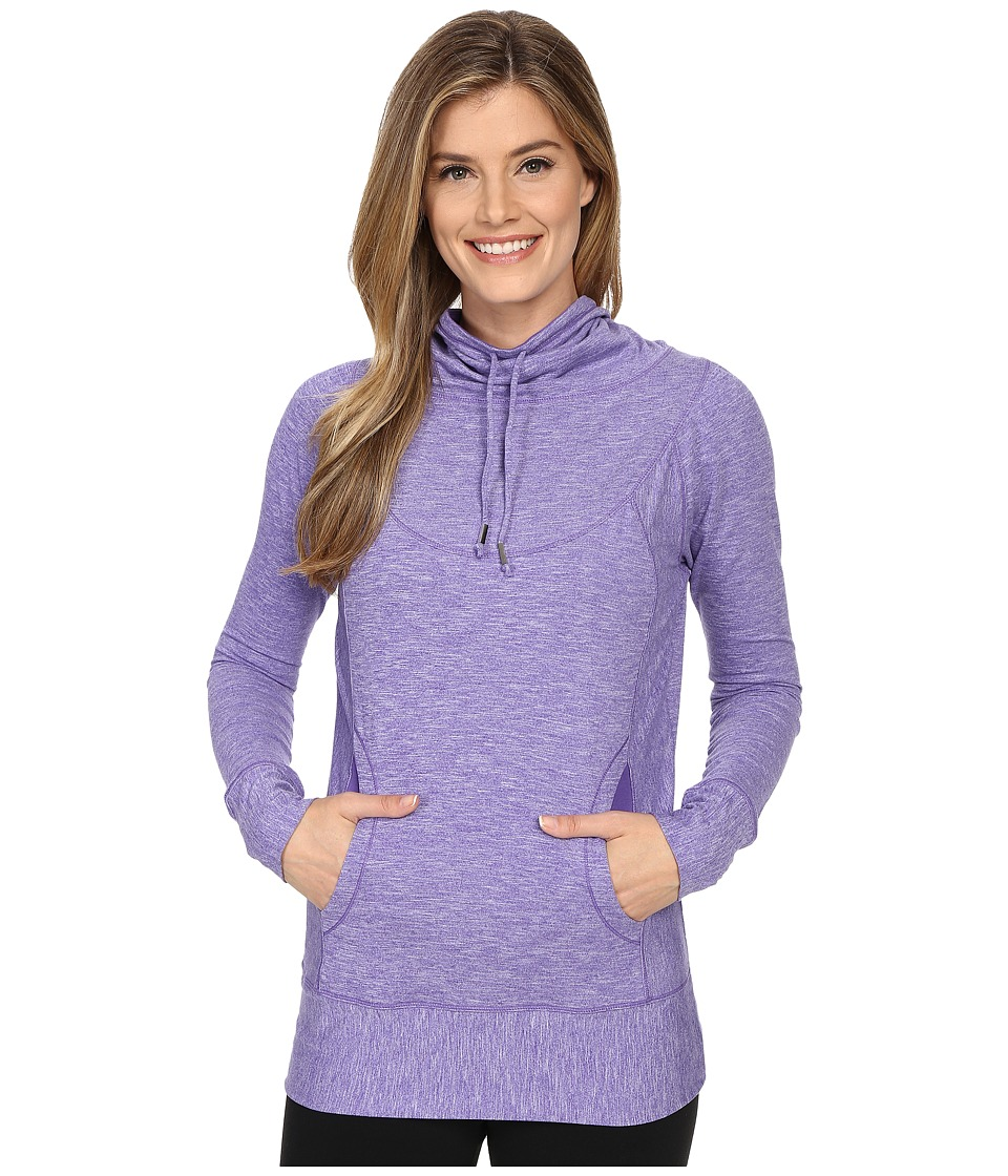 Prana - Ember Top (Ultra Violet) Women's Sweatshirt