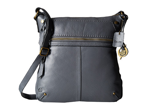 Born - Barkham Crossbody (Grey) Cross Body Handbags
