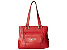 Lyden Z/A Multi Compartment Tote