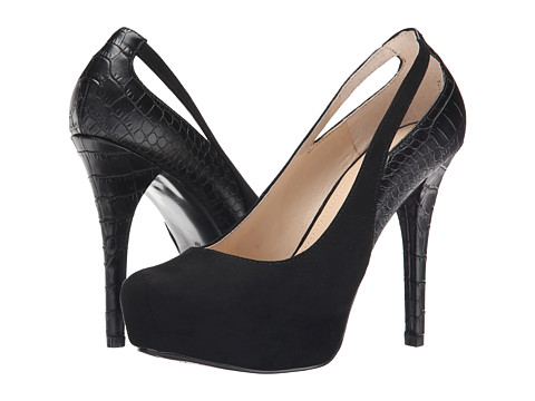 GUESS - Cherie (Black Suede) Women