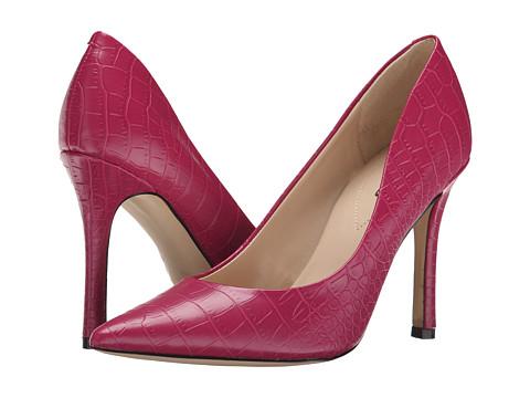 GUESS - Eloy (Raspberry Croc) High Heels