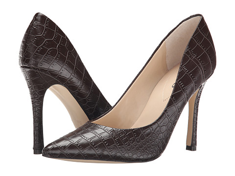 GUESS - Eloy (Coffee Bean Croc) High Heels