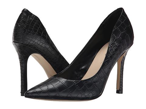 GUESS - Eloy (Black Croc) High Heels