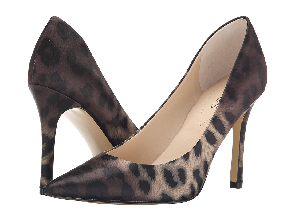 GUESS Eloy Leopard High Heels