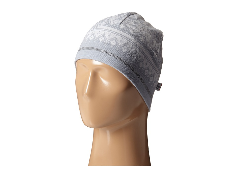 Dale of Norway - Rondane Hat (Light Grey/Dark Grey/White Mel) Caps