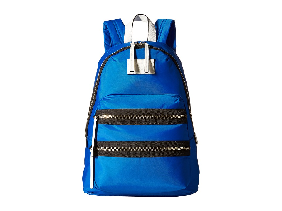 Marc by Marc Jacobs - Domo Arigato Packrat (Neptune Blue) Backpack Bags