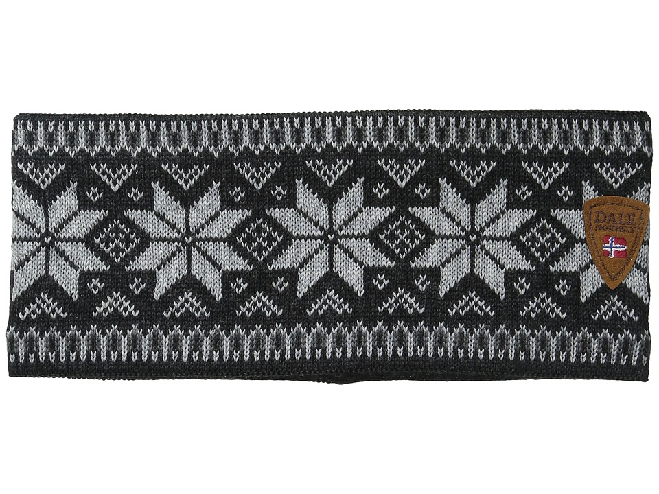 Dale of Norway - Garmisch Headband (Dark Charcoal/Grey Mel/Schiefer) Headband