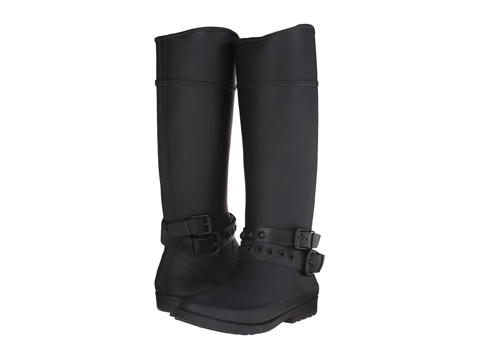 Dirty Laundry - Rain Dance (Black) Women's Pull-on Boots