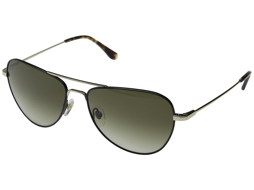 RAEN Optics - Roye (Black/Gold/Brindle Tortoise) Fashion Sunglasses