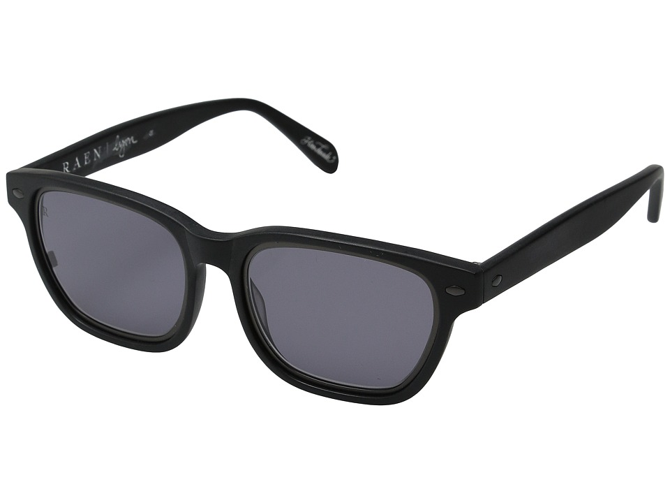 RAEN Optics - Lyon (Matte Black) Fashion Sunglasses