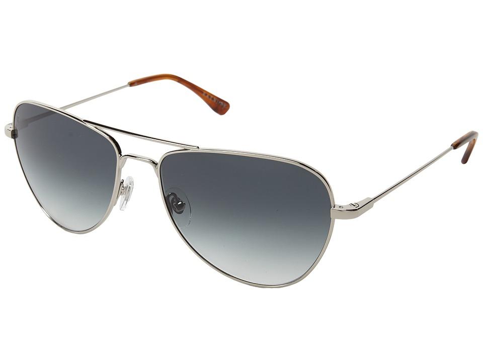 RAEN Optics - Roye (Silver/Rootbeer) Fashion Sunglasses