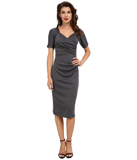 Stop Staring! - Sheba Dress (Grey) Women's Dress