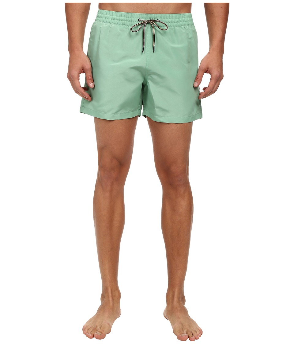 Paul Smith - Classic Swim Shorts (Mint) Men's Swimwear